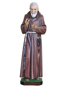 Padre-Pio-resin-statue-cm-80-with-glass-eyes