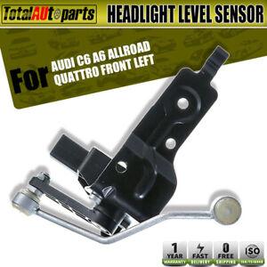 Front Left LH Headlight Level Sensor for Audi A6 Quattro S6 2005-2011 4F0941285F