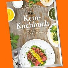 Jimmy Moore | DAS KETO-KOCHBUCH | Die besten Low-Carb/High-Fat Rezepte (Buch)