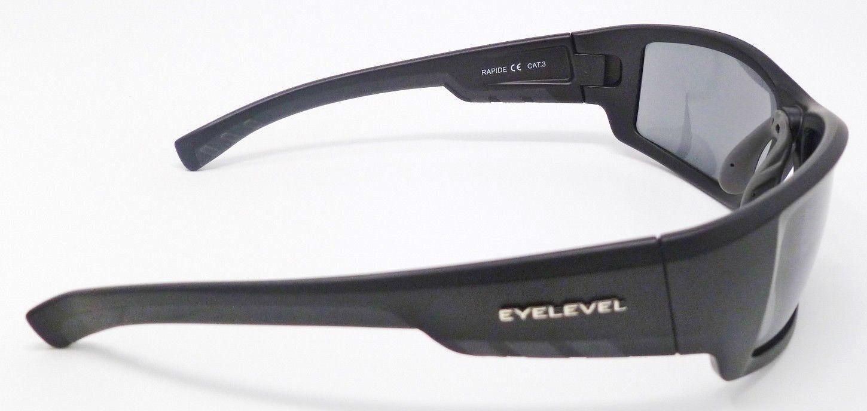 1c459c263be RAPIDE Black Sunglasses Polarized Grey Cat-3 Uv400 Lenses for sale online