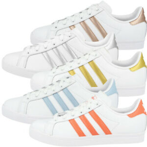 Details zu Adidas Coast Star Women Schuhe Damen Originals Retro Freizeit Sneaker Turnschuhe
