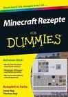 Minecraft Rezepte für Dummies von Thomas Stay und Jesse Stay (2015, Taschenbuch)