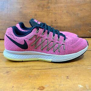 Women-039-s-Nike-Air-Zoom-Pegasus-32-Running-Shoes-Size-10-Pink-Power-749346-600