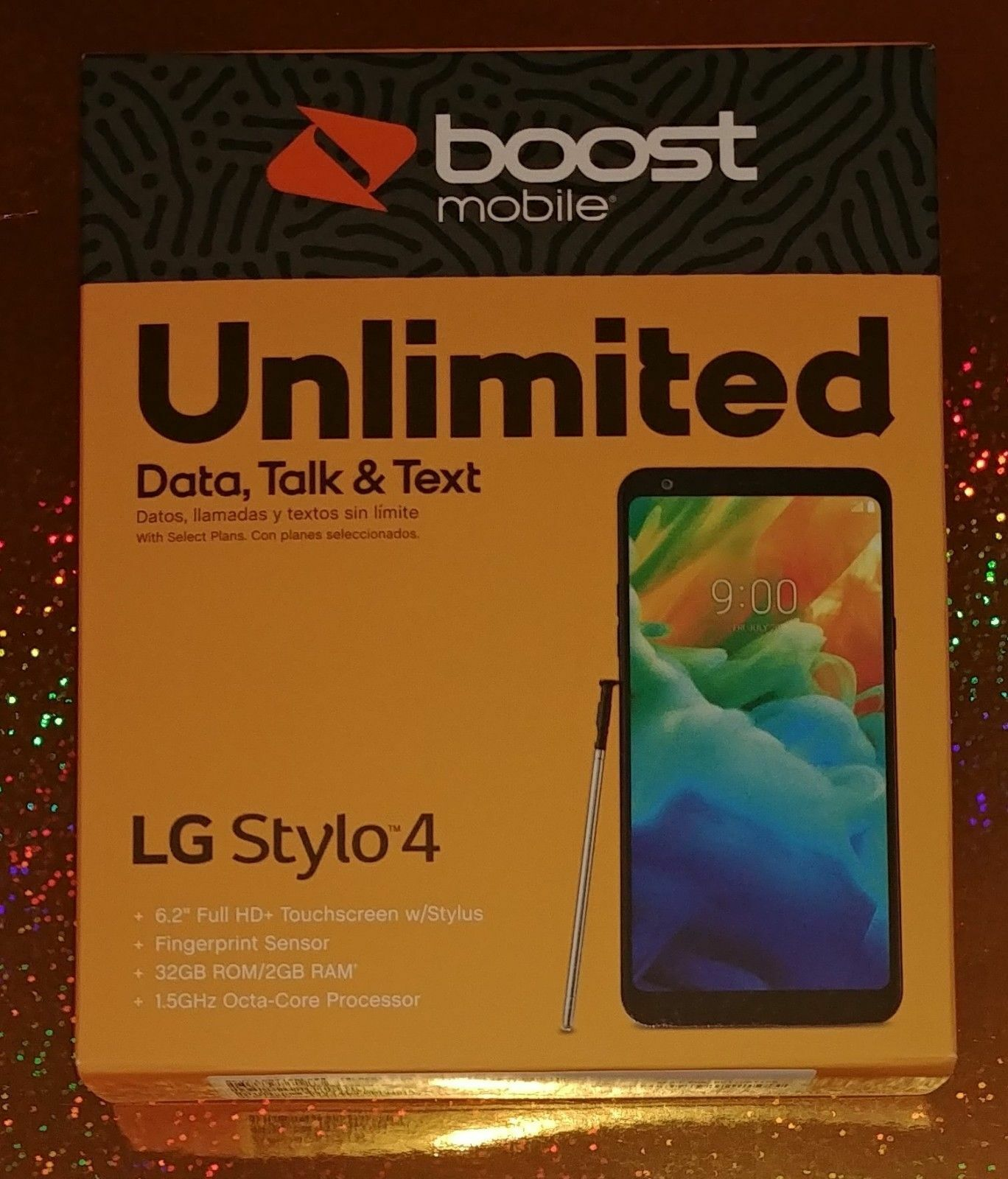 Lg Stylo 4 Update Boost Mobile
