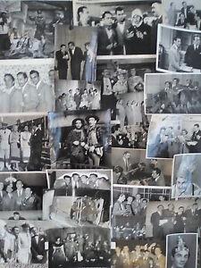 BIG-FIVE-ARGENTINA-LOS-CINCO-GRANDES-DEL-BUEN-HUMOR-RAPHAEL-CARETT-PRESS-1950S