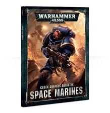 Warhammer 40k Games Workshop Codex Adeptus Astartes Space Marines