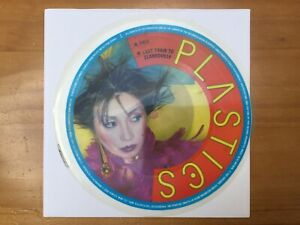 PLASTICS-7-Flexi-disc-Single-Pate-Last-Train-To-Clarksville-Free-UK-Post