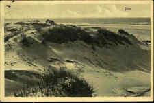NORDERNEY Ostfriesland Nordsee 1911 Dünen Partie Strand alte Postkarte Postcard