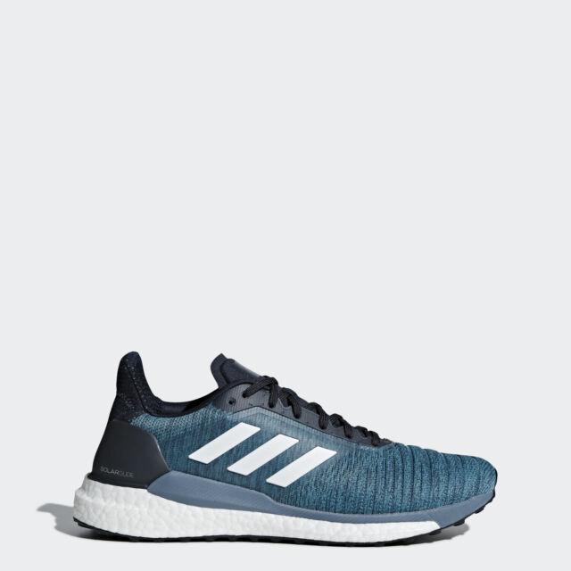 Adidas Solar Glide Blue/White/Red Men's Sz 10.5 (SS271)