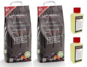2xLotusGrill-Buchenholzkohle-2-5-kg-inkl-2xBrennpaste-200ml-fuer-den-LotusGrill
