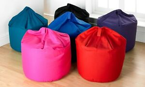 Plain-Coloured-Cotton-Bean-Bags-Large-And-Extra-Large-Several-Colours-Available