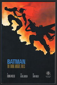 BATMAN: THE DARK KNIGHT RETURNS #4, DC Comics, 1986, NM CONDITION COPY
