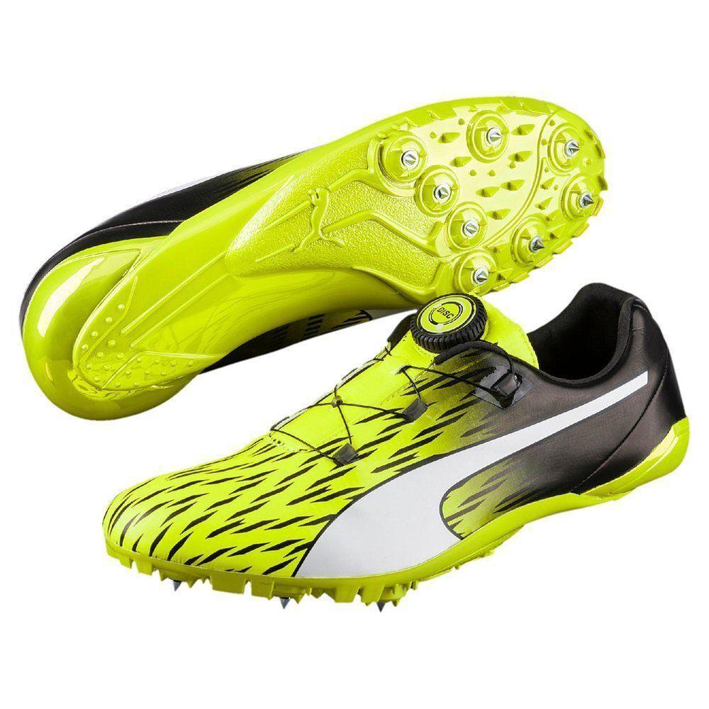 Puma Adults 3 Unisex EvoSPEED DISC 3 Adults Sports Running Spike Schuhes Trainers 0a0f92