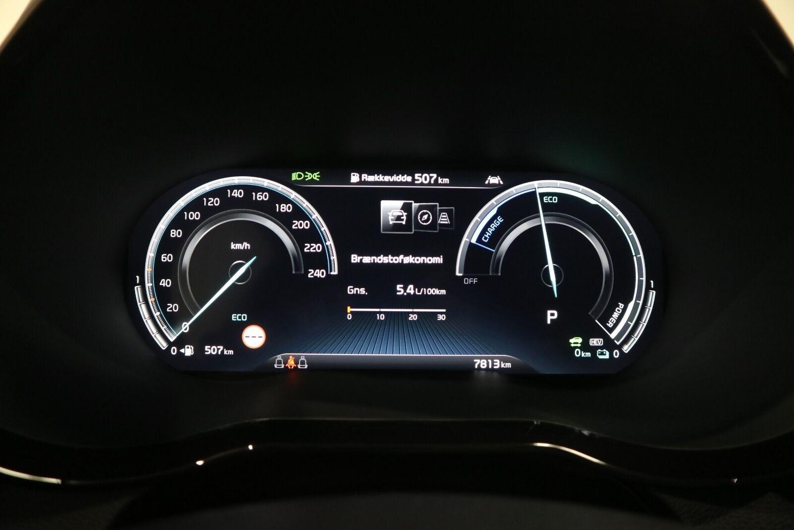 Kia Ceed 1,6 PHEV Upgrade Intro SW DCT - billede 10