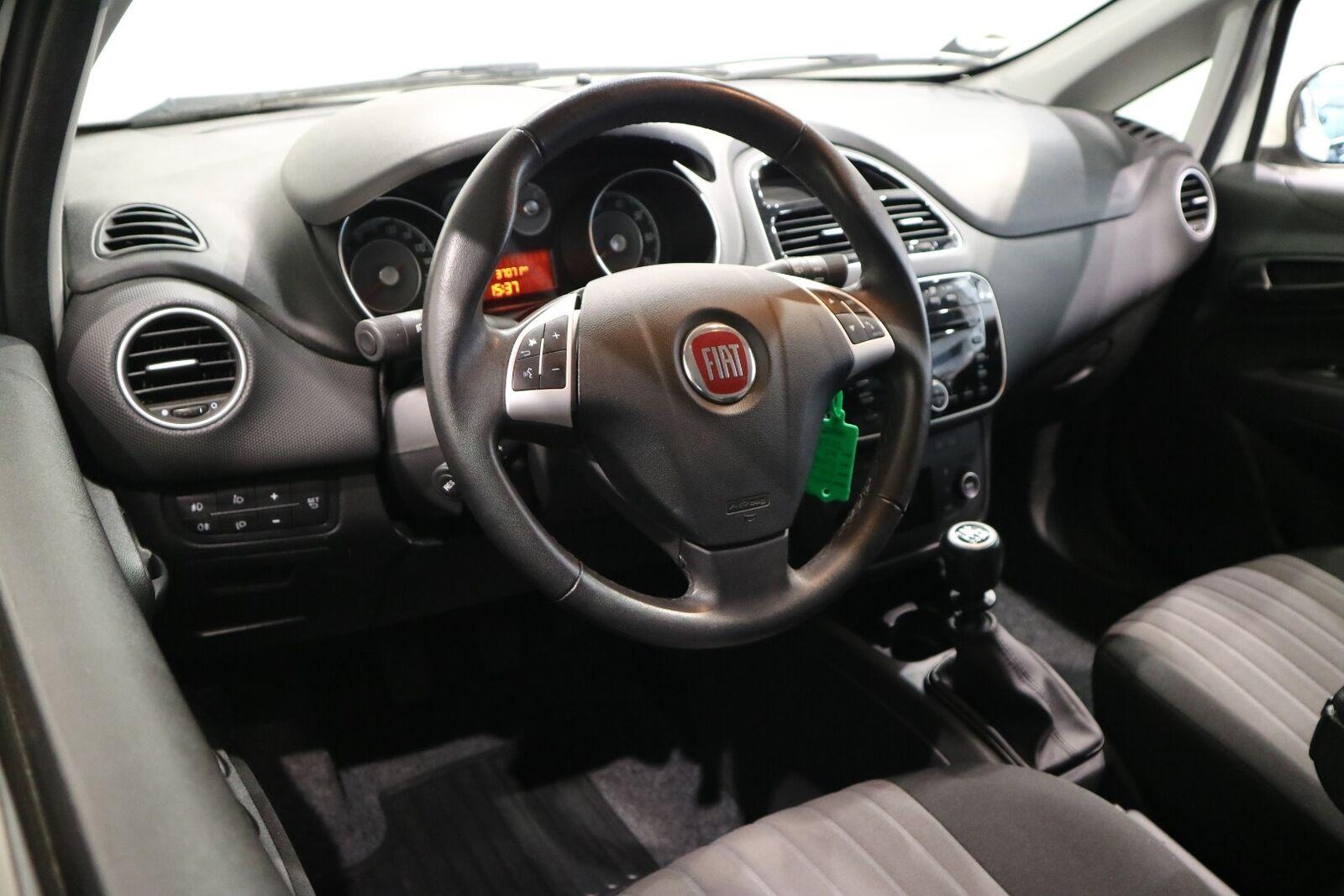 Fiat Punto 0,9 TwinAir 100 Lounge Edition - billede 5