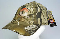 Chieftain Sand Realtree Hardwoods High Definition Camo Cap Hat