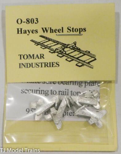Tomar Industries  #O-803 Hayes Wheel Stops