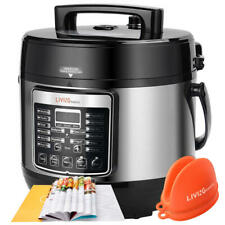 Additional 15% Off With Code: PRETTYHOME - 16-in-1 Pressure Cooker Fast Cooker