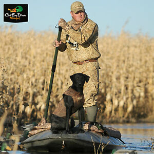 AVERY-GREENHEAD-GEAR-GHG-TRAC-LOC-BOAT-PIROGUE-PUSH-POLE-DUCK-BILL-FISHING