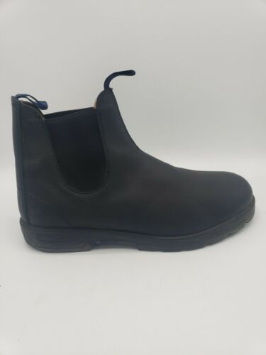 Men's Blundstone Thermal Series Black Boot Size US