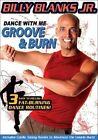 Billy Blanks Jr Dance With Mr Groove 0031398126805 DVD Region 1