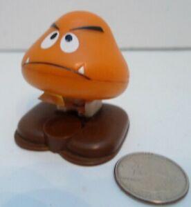 Super Mario Brothers Goomba Mushroom 1989 Mcdonald S Toy Nintendo