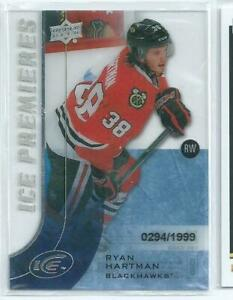 15-16-Upper-Deck-Ice-Premieres-Rookie-Ryan-Hartman-125-Free-Combined-Shipping