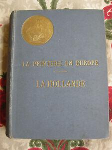 La-peinture-en-Europe-La-Hollande-Catalogue-Lafenestre-Richtenberger-illustre