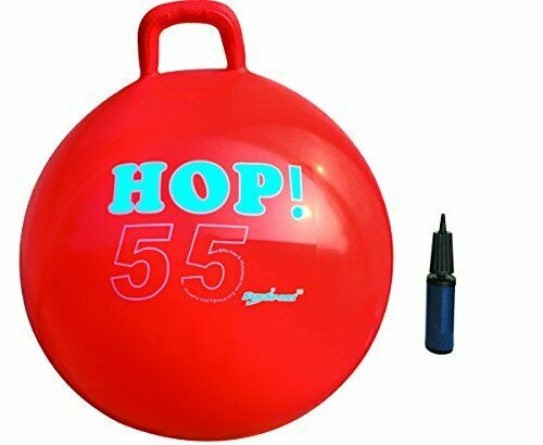 SueSport Hopper Ball KitPump Included Hop Ball Kangaroo Bouncer Hoppity H...