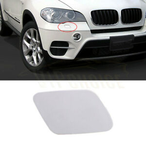 For-BMW-X5-E70-07-11-New-Right-Side-Headlight-Washer-Nozzle-Cover-Cap-Unpainted