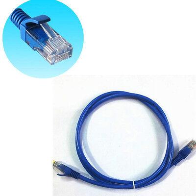 1M Rj-45 CAT5 CAT 5E Ethernet Network Cable RJ45 Patch LAN Cable For Computer