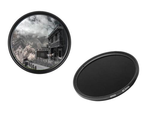 40,5mm ir950 Filtro de infrarrojos filtros infrarrojos 40,5 mm ir 950 DHD digital pasaporte filtro