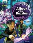 Project X: Alien Adventures: Turquoise: Attack Buzzles by Tony Bradman (Paperback, 2013)