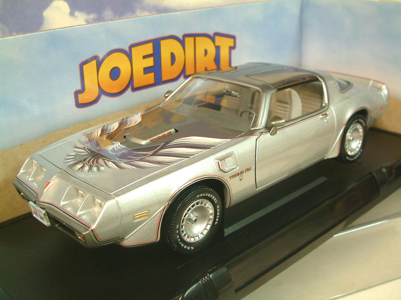 online al mejor precio verdelight 1 18 1979 Pontiac Firebird Firebird Firebird Trans Am en la Plata  Joe Dirt  Película    barato y de alta calidad
