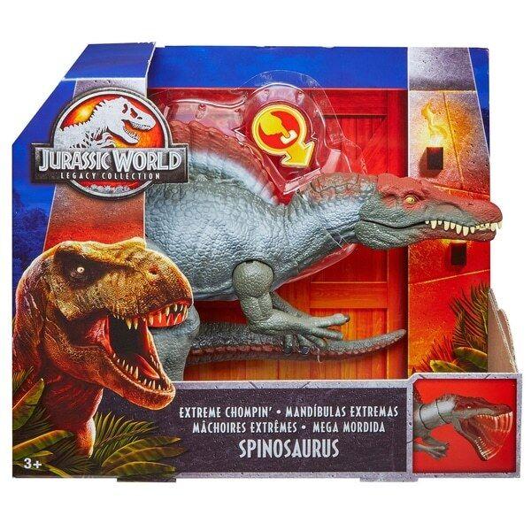 Jurassic park legacy spinosaurus exklusives spielzeug der welt