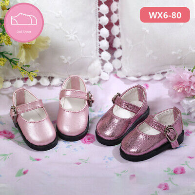 New Colorful PU Shoes For 1//6 BJD Doll SD Doll
