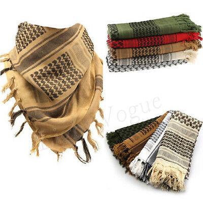 Lightweight Military Arab Tactical Desert Army Shemagh KeffIyeh Scarf Fashion