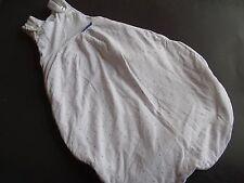 ALVI / BELLYBUTTON Baby Mäxchen Toller Schlafsack Polka Dot weiß grau 68/74 80cm