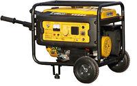 Villiers V2800ES Electric Start Petrol Generator 2.5Kva  2.2kw with wheel kit