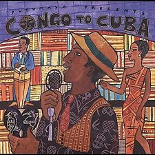 Congo To Cuba - CD Putumayo Presents