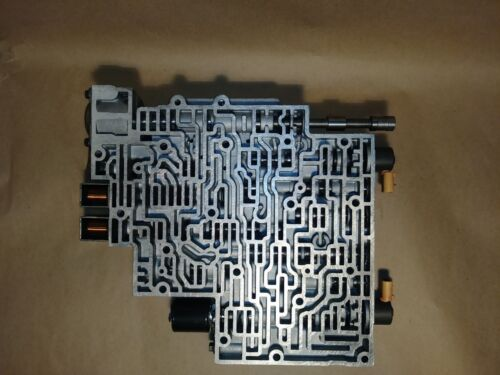 4L60E 4L65E Transmission Valve Body With Solenoids Epc Shift OEM 1995