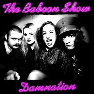 THE-BABOON-SHOW-DAMNATION-CD-NEU