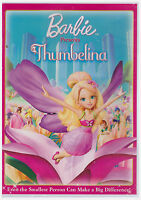 Barbie Thumbelina (dvd, 2010)