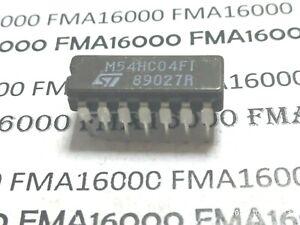 M54HC04FI CDIP14 ORIGINAL THOMSON M54HC04-FI M54HC04 54HC04FI  54HC04I