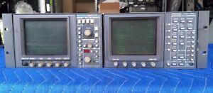 Tektronix-Waveform-Vector-Monitor-1750A-Tektronix-Waveform-Vector-Monitor-1750