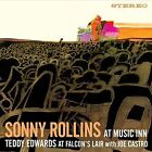 Sonny Rollins at Music Inn/Teddy Edwards at Falcon's Lair/The MJQ at Music Inn by Sonny Rollins/Teddy Edwards (CD, Oct-2015, Dreamcovers Records)