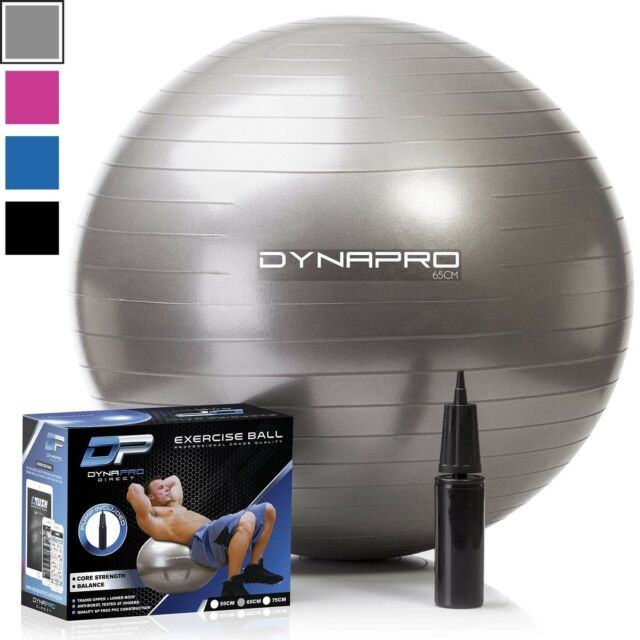 Exercise Ball 2,000 lbs Stability Ball Professional Grade for Gym Yoga Fitness..