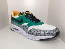 Size 13 Nike Air Max 1 Ultra Essential Emerald ATMOS Safari 819476 103 shoes