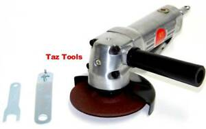 "4"" Air Angle Grinder Sander Cut Off Polisher Right Angle Grinder Pneumatic Tool"