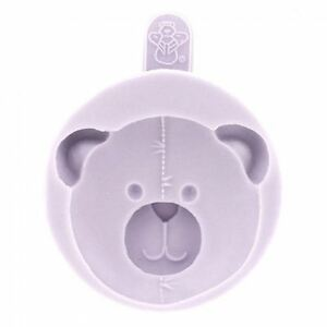 Karen-Davies-Teddy-Face-Cupcake-Top-Silicone-Icing-Mould-Free-p-amp-p